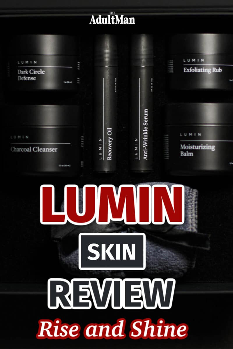 Lumin Skin Review: Rise and Shine