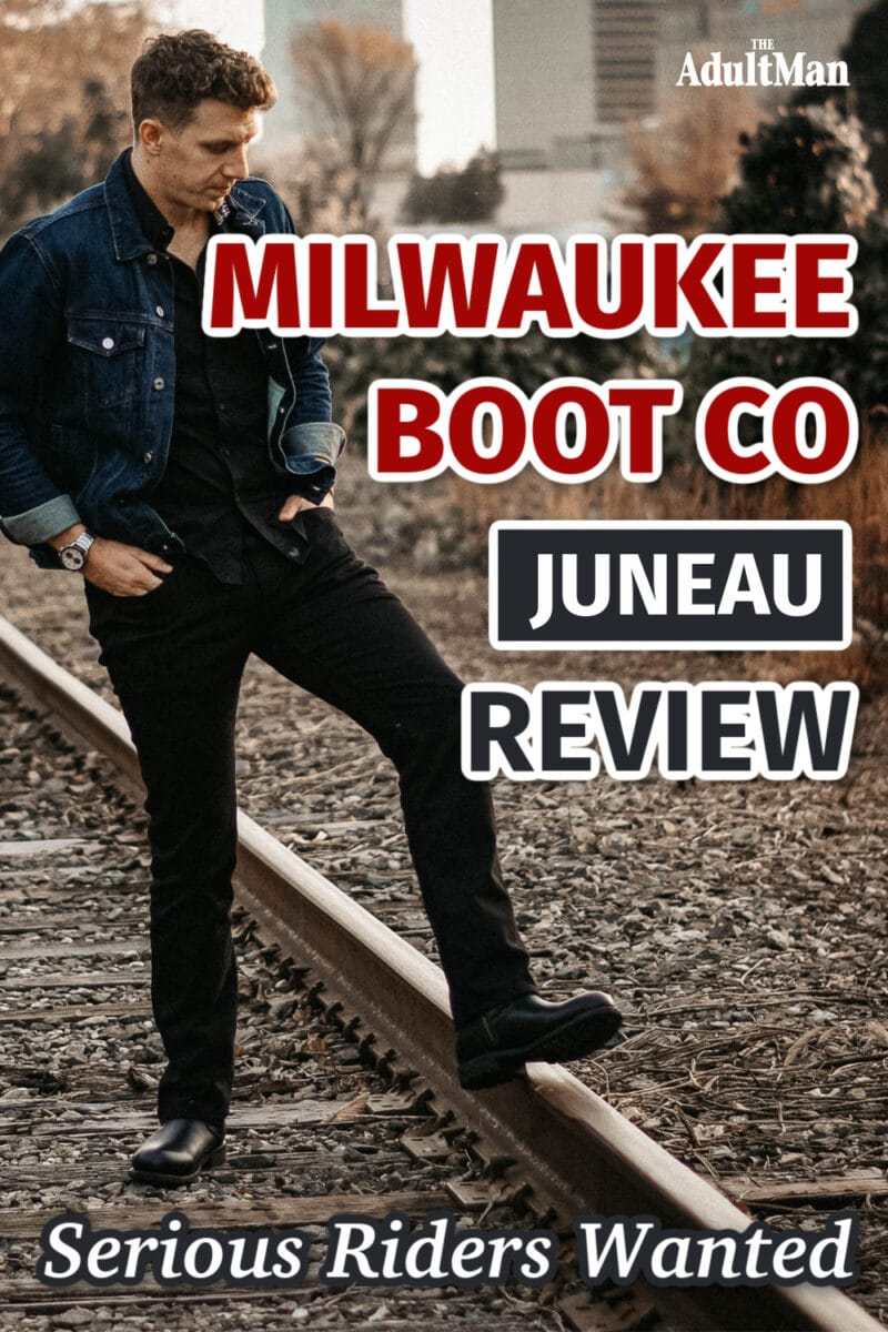 Milwaukee Boot Co Juneau Review: Serious Riders Wanted