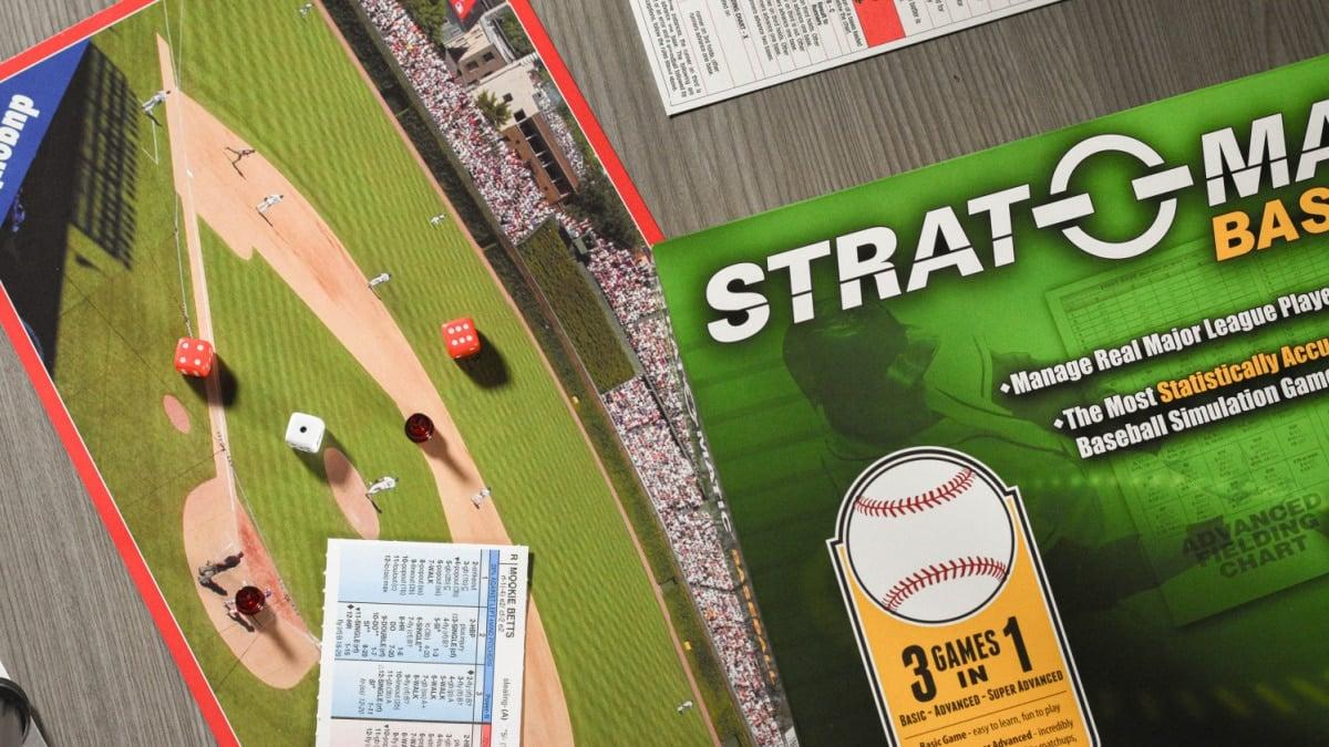 Strat-O-Matic Review: A Healthy Dose of Nostalgia