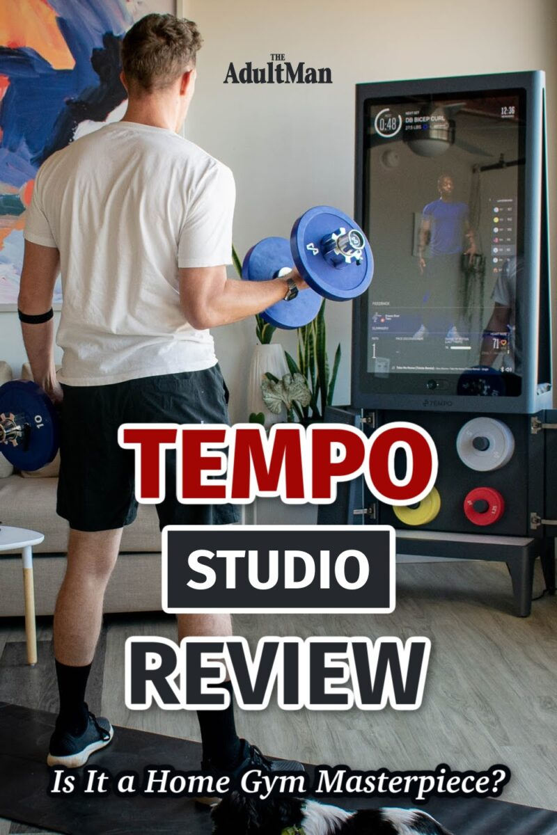 Tempo Studio Review: Is It a Home Gym Masterpiece?