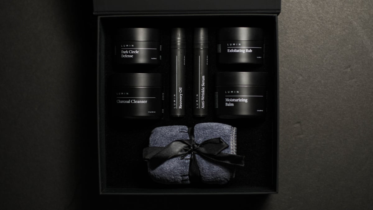 How to Build the Ultimate Skin Care Routine for Men