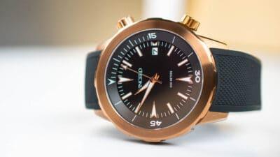 Best Dive Watches Under 200 Vincero Vessel on Side