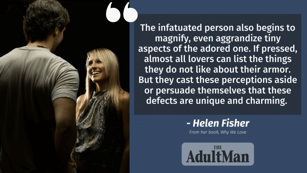 Helen fisher quote