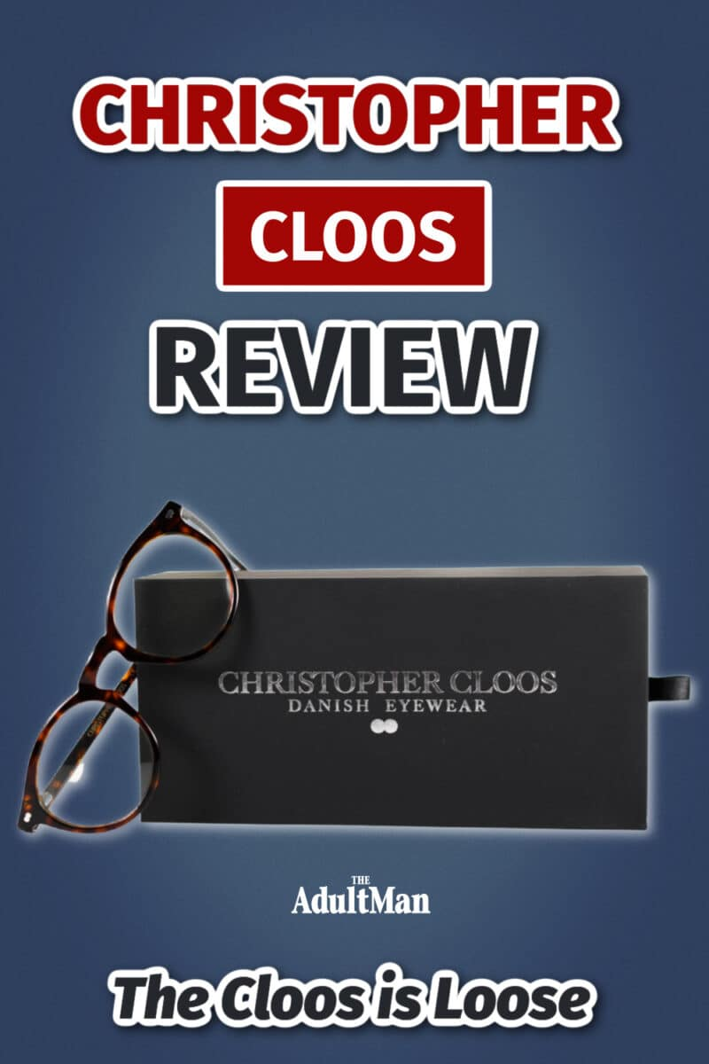 Christopher Cloos Review: The Cloos is Loose