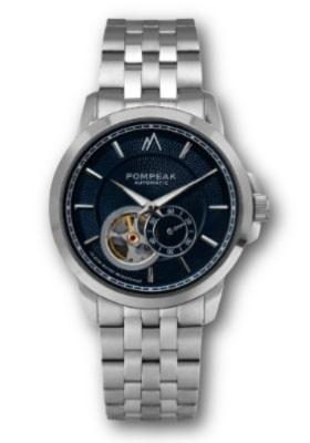 Pompeak Watches Gentlemen's Collection