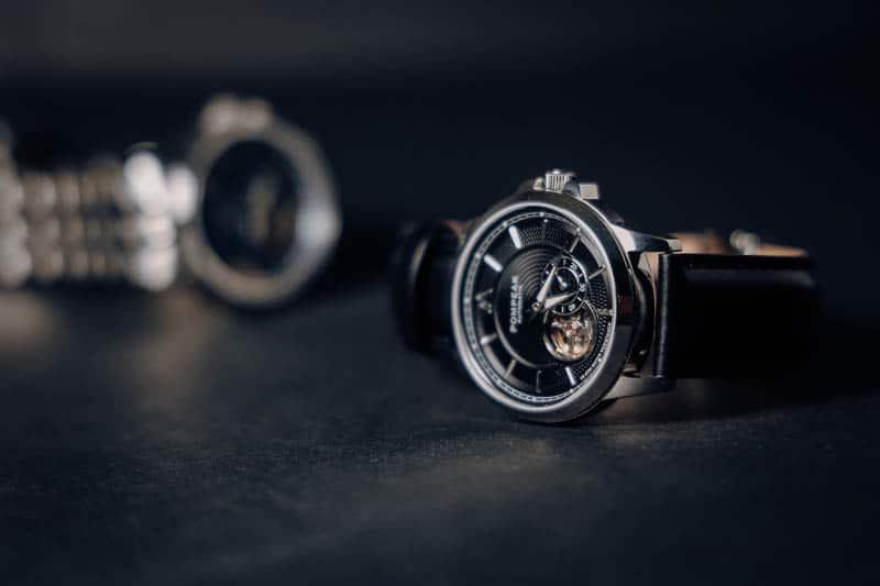 Pompeak watches gentlemens collection