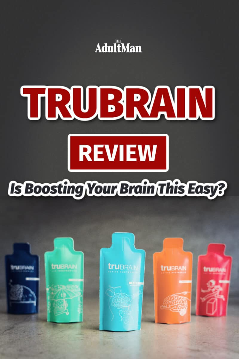 TruBrain Review: Is Boosting Your Brain This Easy?