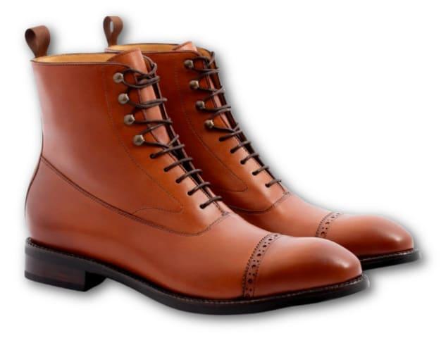 Beckett Simonon Elliot Balmoral Boot