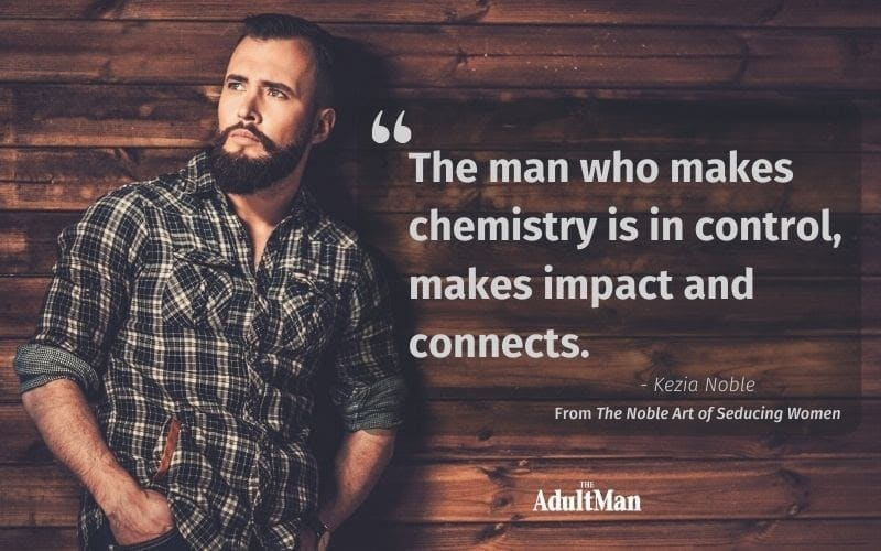 Kezia Noble Quote About Men Who Make Impact