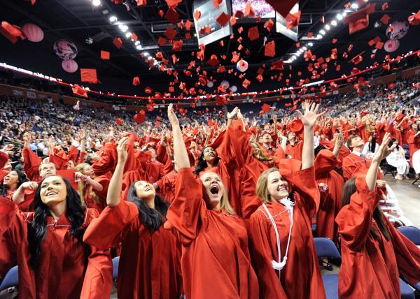 Fairview High School 2014 Graduation from DailyCamera.com
