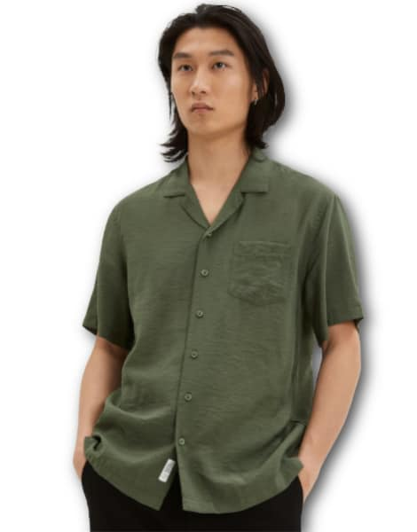 Frank And Oak Resort Shirt