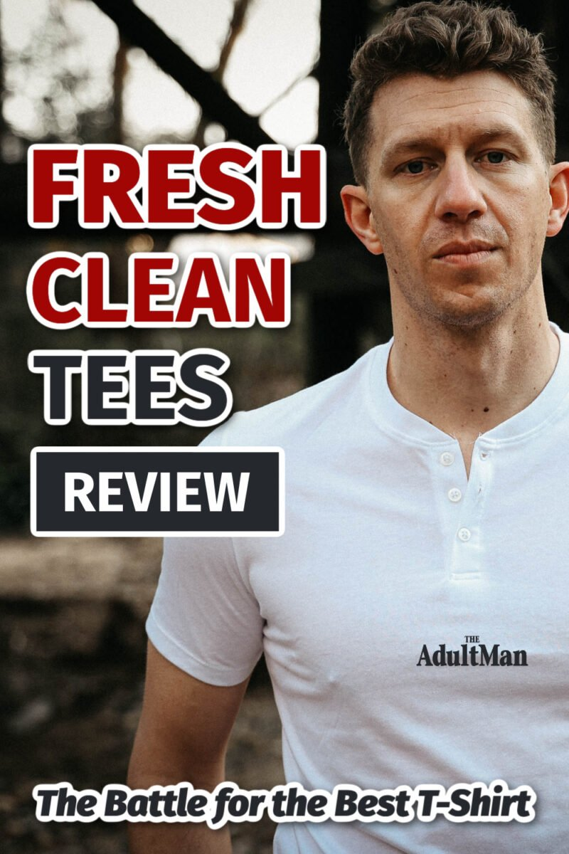 Fresh Clean Tees Review: The Battle for the Best T-Shirt