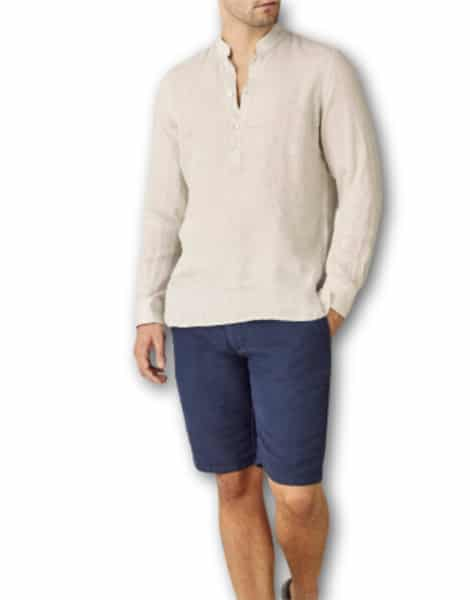 Luca Faloni Forte Linen Shirt