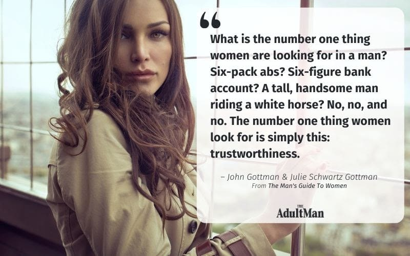 Quote from a mans guide to women
