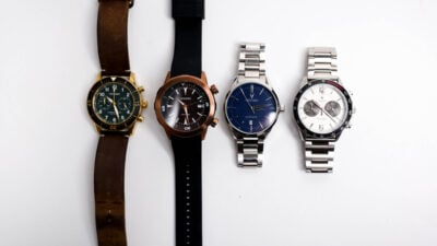 4 Watches Every Man Should Own: The Essential Minimalist Watch Collection