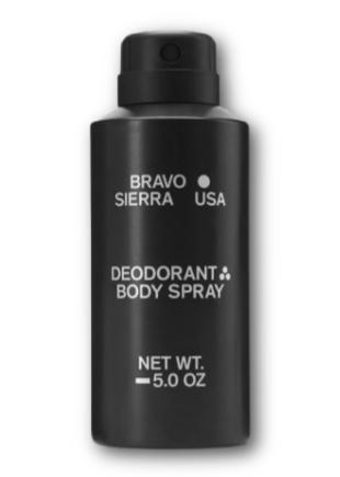 Bravo Sierra Deodorant Body Spray