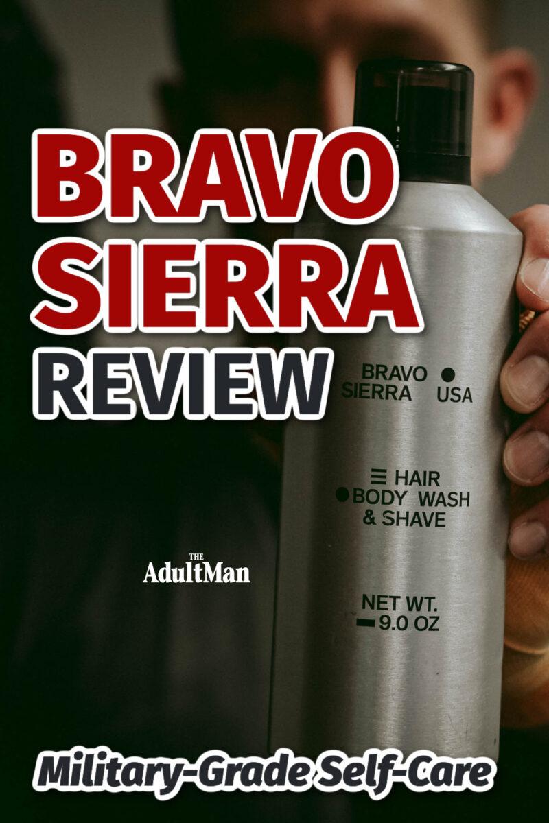 Bravo Sierra Review: Military-Grade Self-Care