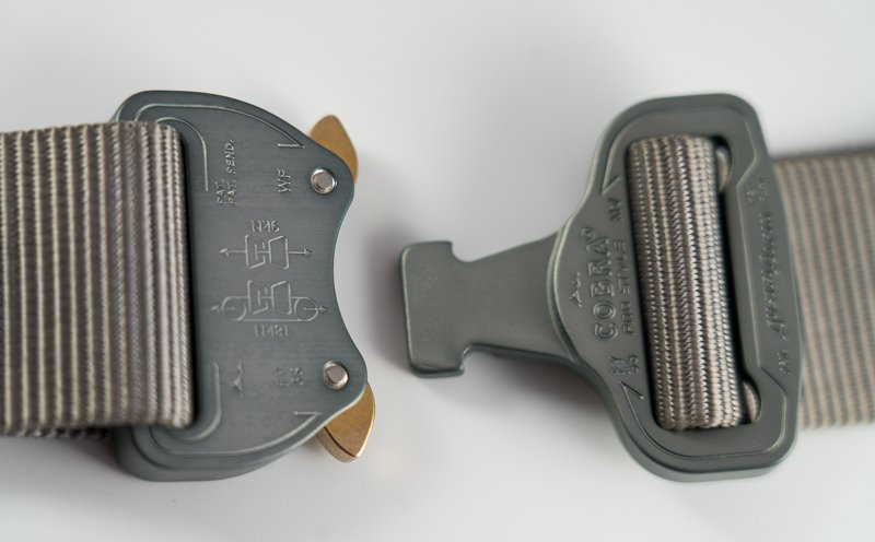 Buckle mechanism of Klik Belts