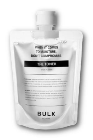 THE TONER from BULK HOMME