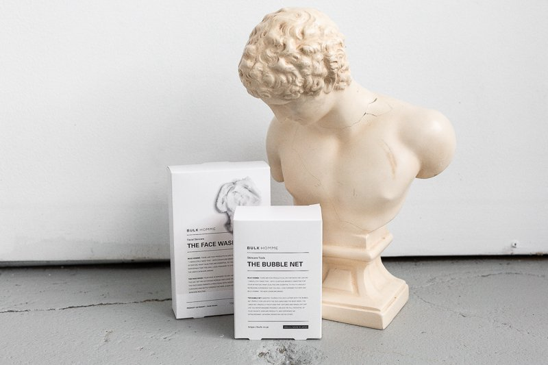 BULK HOMME  - Men's Skincare