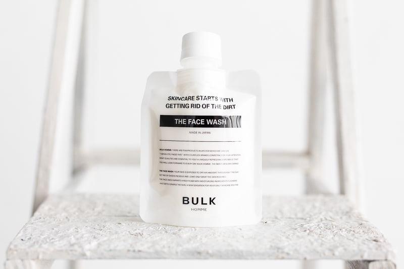 Bulk Homme the face wash