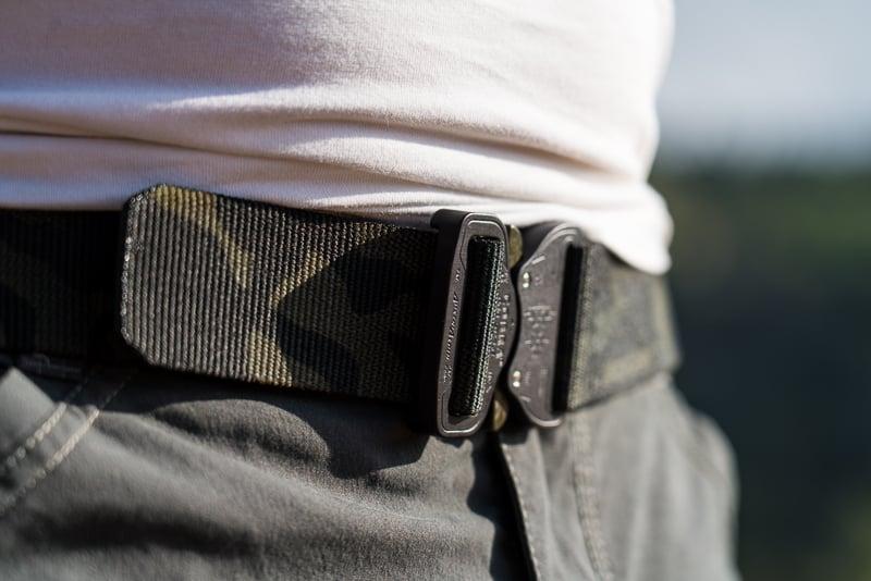 Camo Klik Belt