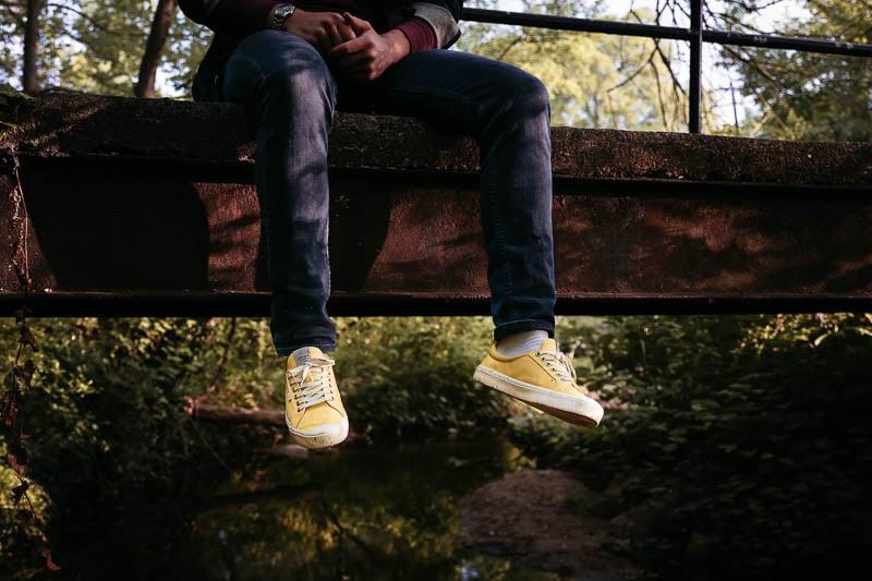 Cariuma Sneakers for skatboarders