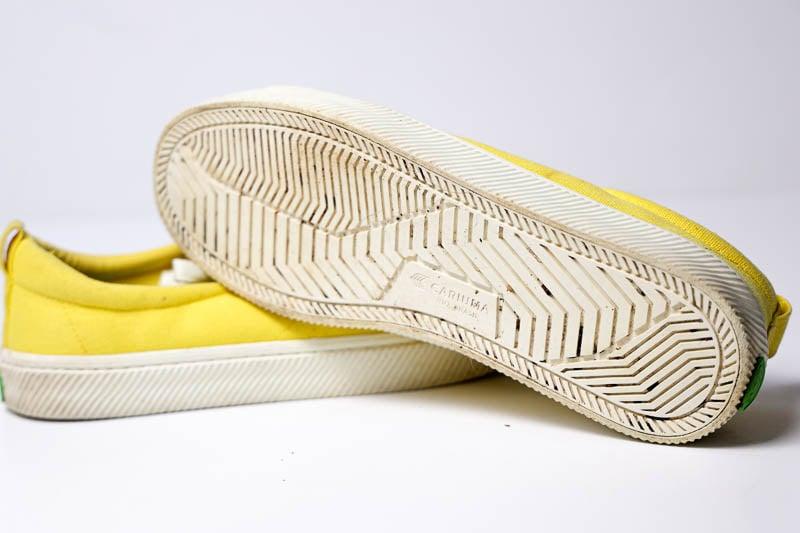 Cariuma Sneakers sole detail
