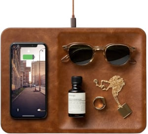 Courant Catch:3 Wireless Charging and Accessories Tray