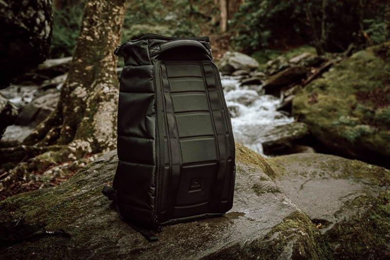 Db Bags 30L hugger on adventure