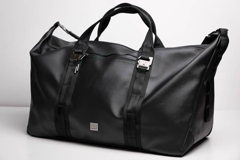Db Bags getaway weekender bag on white background