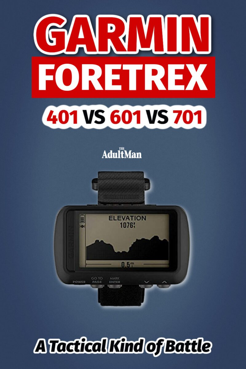 Garmin Foretrex 401 vs 601 vs 701: A Tactical Kind of Battle