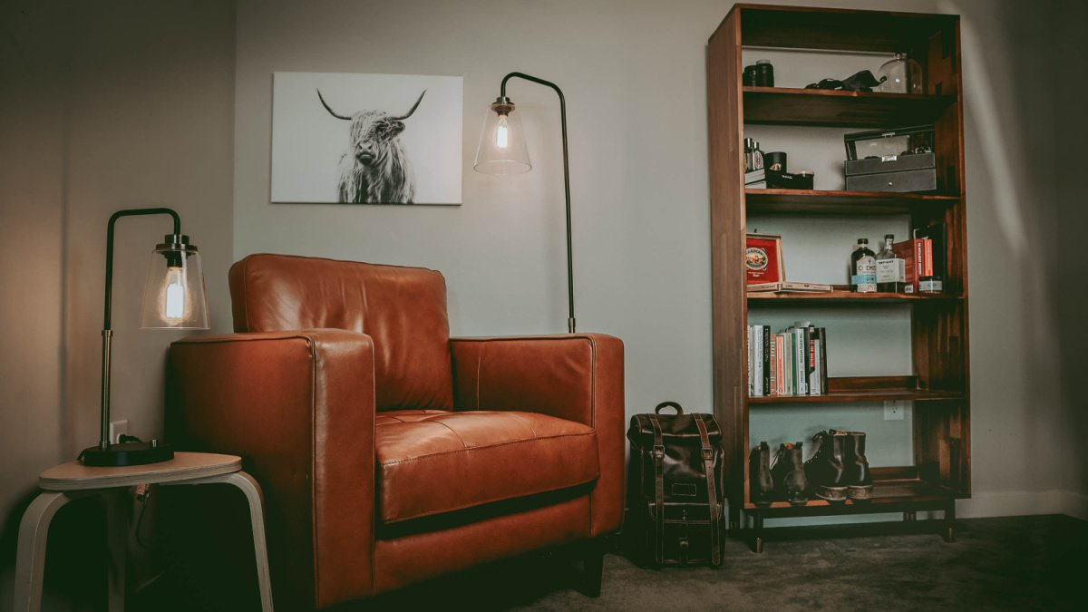How to Build a Mancave