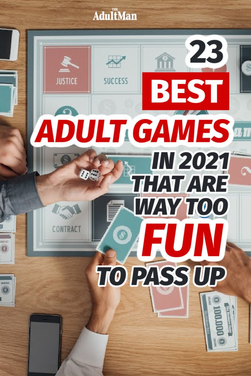 23 Best Adult Games in 2021 That Are Way Too Fun to Pass Up