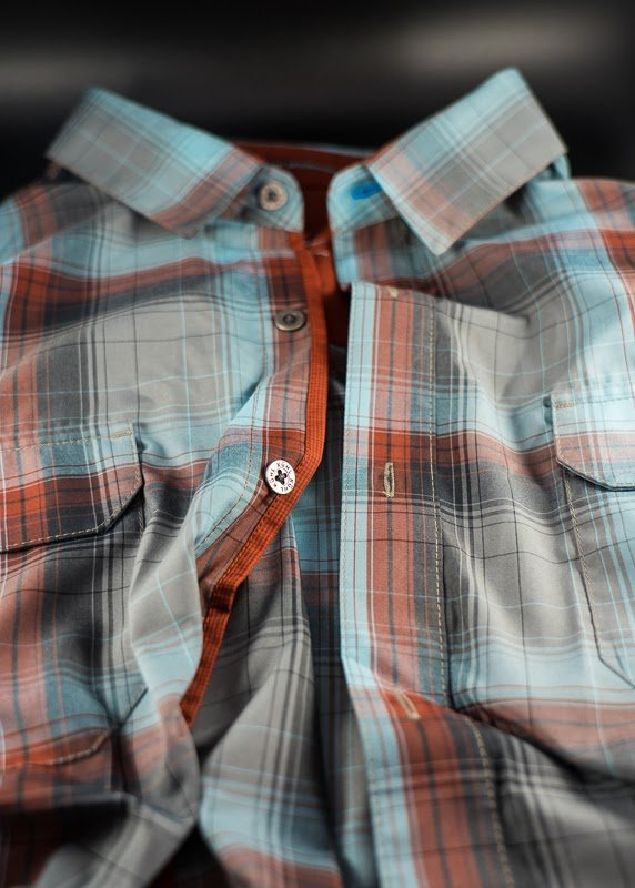 Colors of Kuhl shirt
