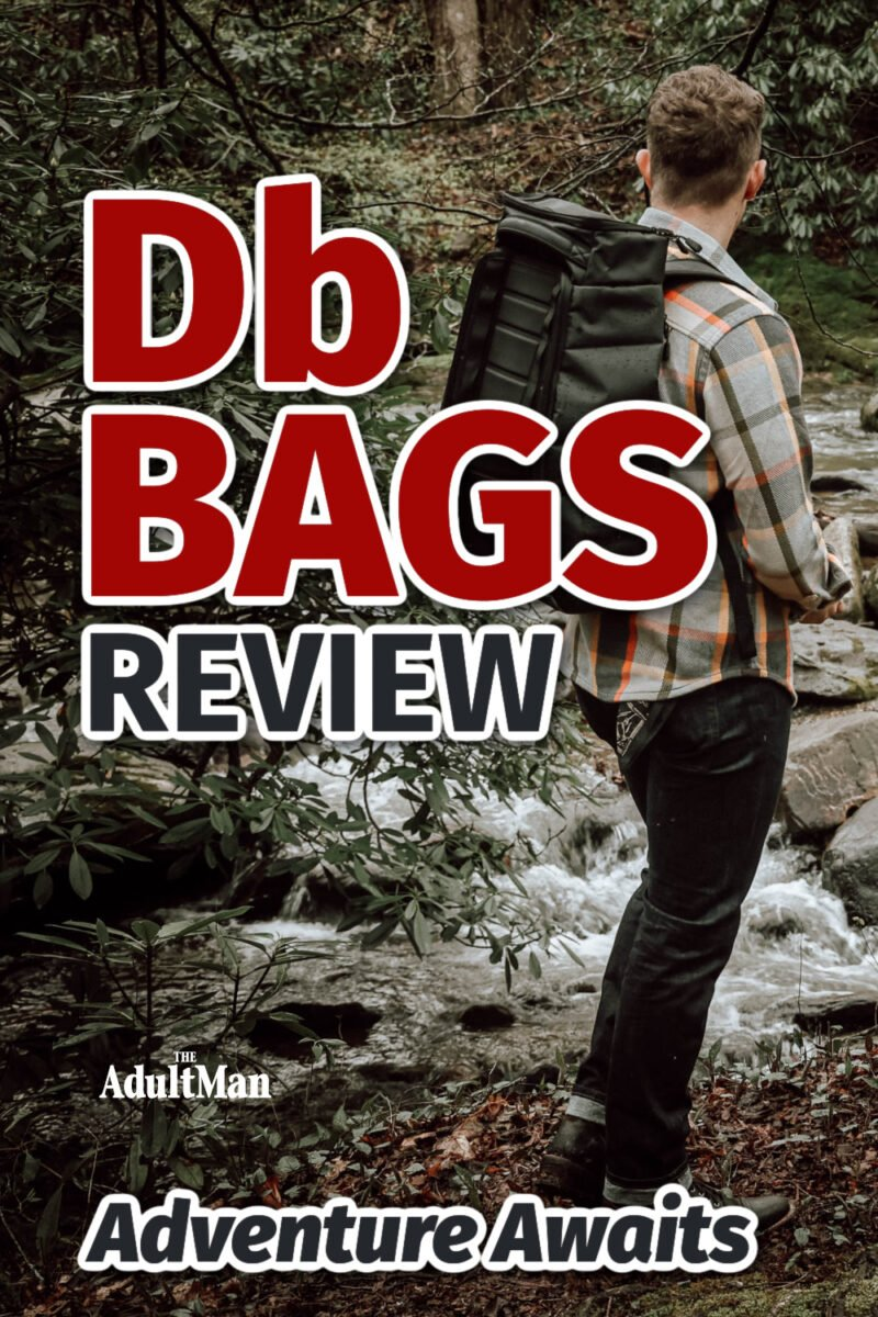 Db Bags Review: Adventure Awaits