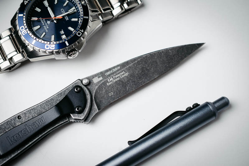 Kershaw Knives leek extended 1