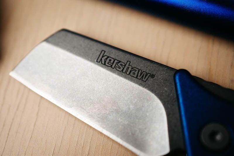 Kershaw Knives pub knife blade