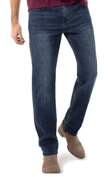 Liverpool Jeans Regent Relaxed Straight With Coolmax