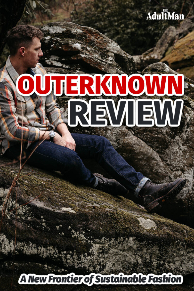 Outerknown Review: A New Frontier of Sustainable Fashion