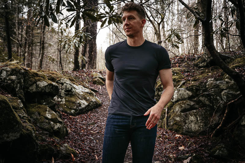 Outerknown sojourn tee