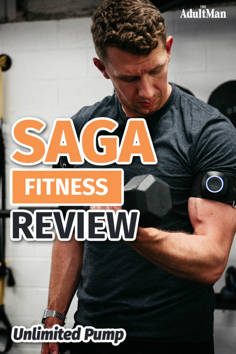 SAGA Fitness Review: Unlimited Pump