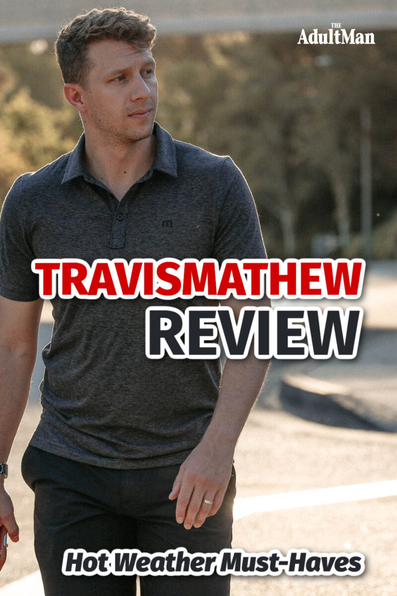 TravisMathew Review: Hot Weather Must-Haves