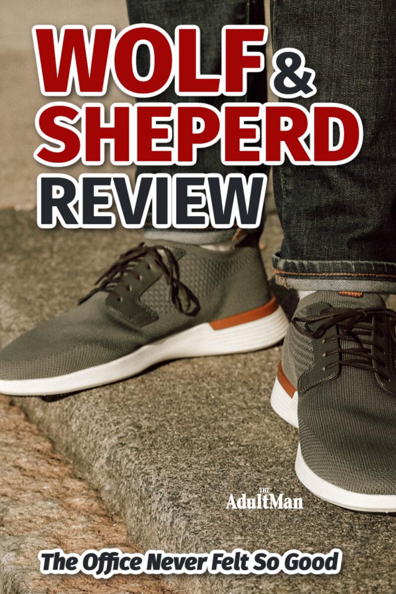 Wolf & Shepherd Review: The Office Never Felt So Good