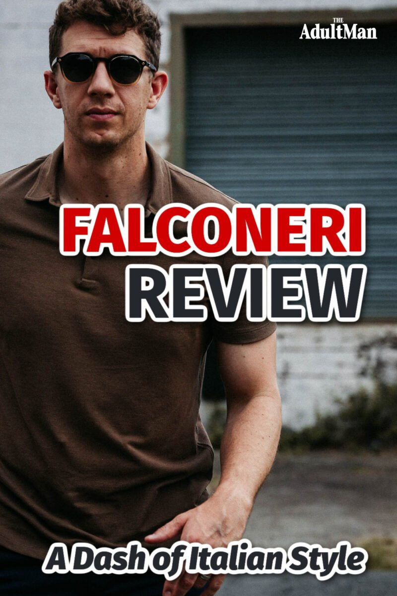 Falconeri Review: A Dash of Italian Style