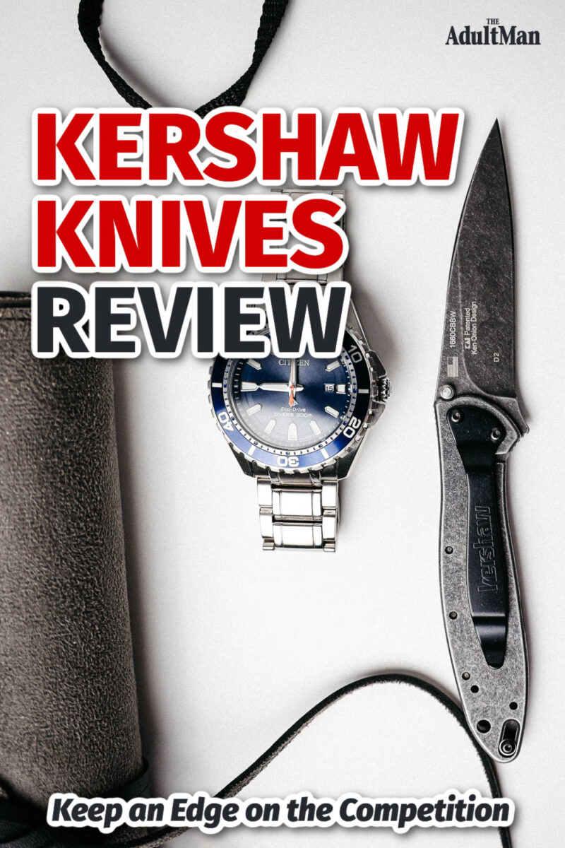 Kershaw Knives Review: Keep an Edge on the Competition