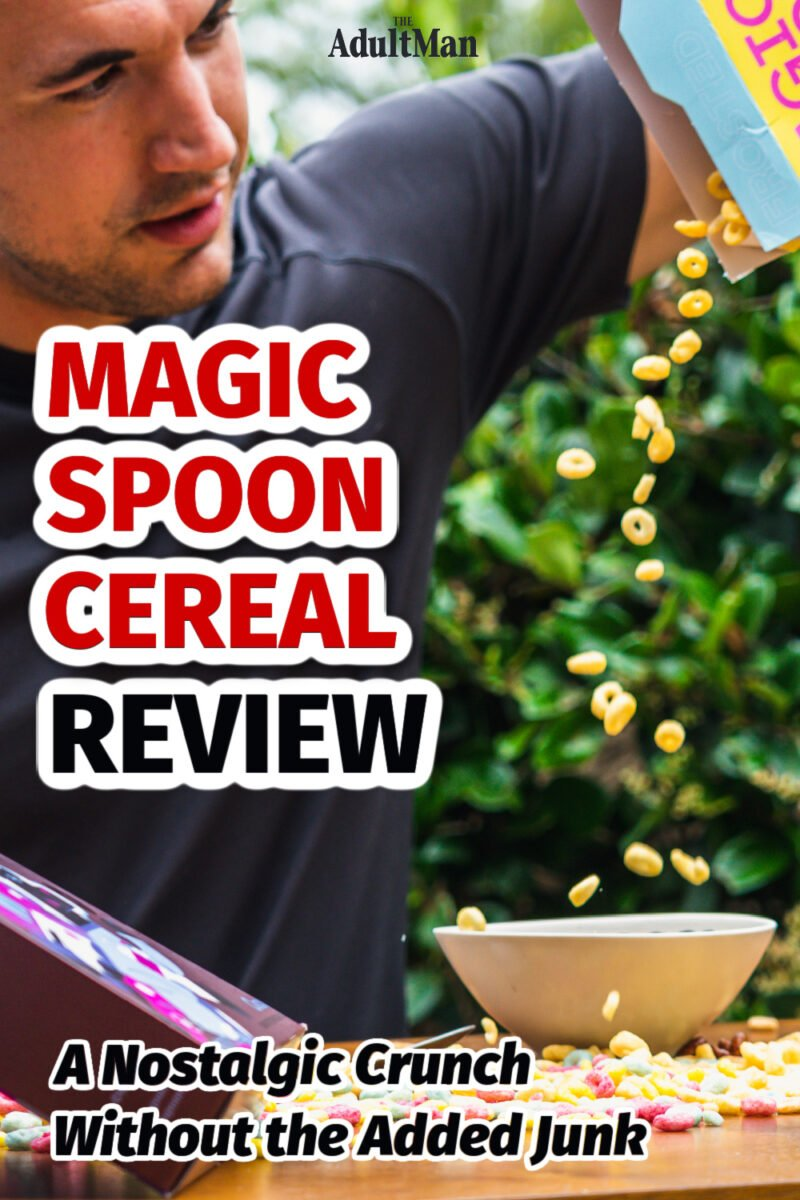 Magic Spoon Cereal Review: A Nostalgic Crunch Without the Added Junk