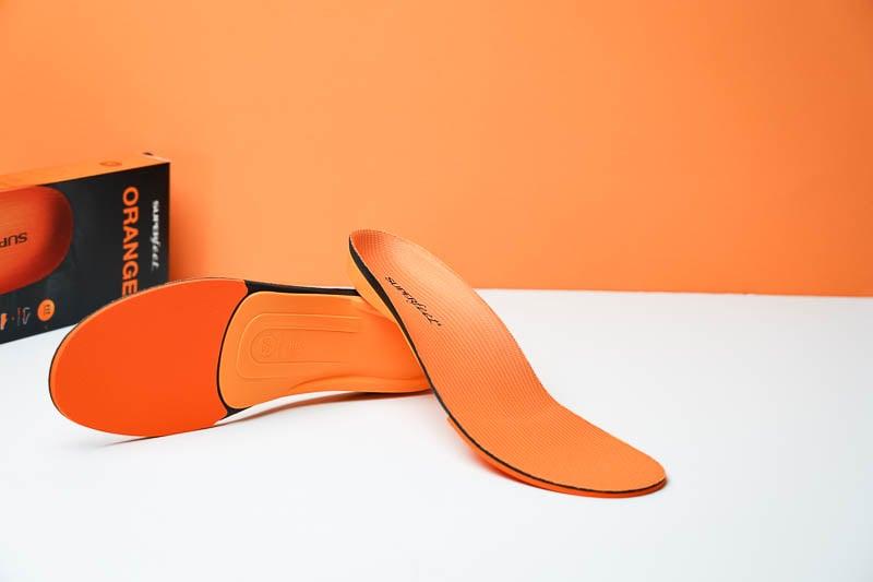 Superfeet orange insole