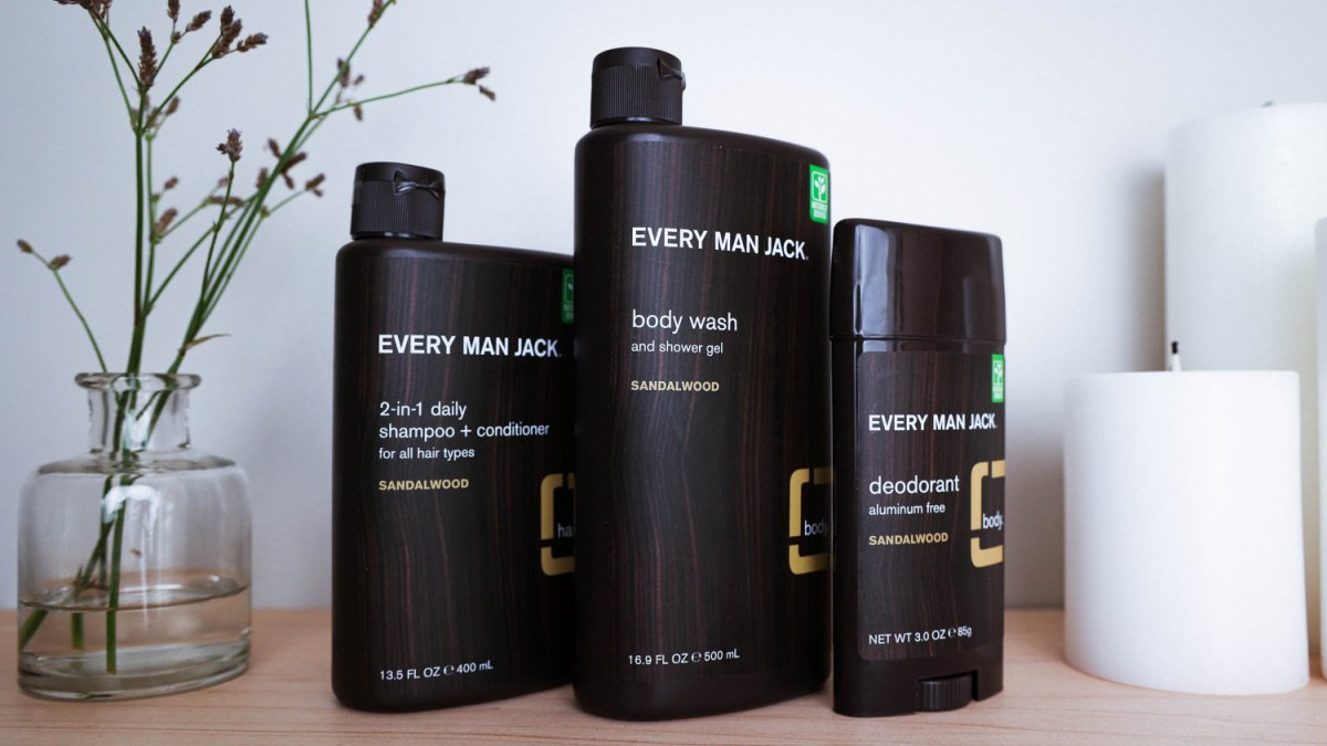 everyman jack review body wash and shower essentials