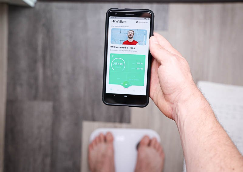 fittrack dara scale app 1